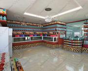 negozio di caramelle 3d model