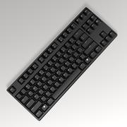 Generic PC Keyboard 3d model