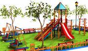 어린이 놀이터 V1 3d model