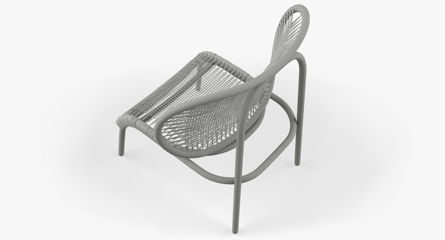 Magnificent Dumbo Chair 3D Model 19 Max Obj C4D Free3D Caraccident5 Cool Chair Designs And Ideas Caraccident5Info
