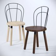 Nic krzesła 3d model