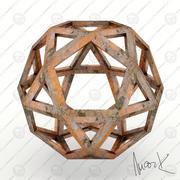 Leonard Sphere 3d model
