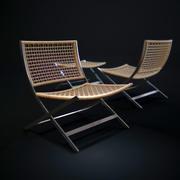 PETER-Easy-chair 3d model