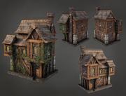 Casa Medivel 3d model