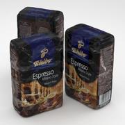 Кофейная упаковка Tchibo Espresso Milano Style 500г 3d model