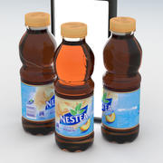 Beverage Bottle Nestea Peach 500ml 3d model