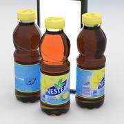Beverage Bottle Nestea Lemon 500ml 3d model