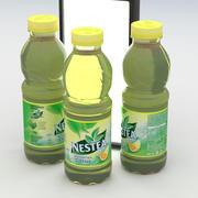 Beverage Bottle Nestea Green Tea Citrus 500ml 3d model
