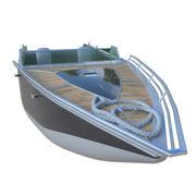Lancha 3d model