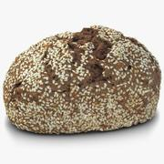 Bread 17 3d model