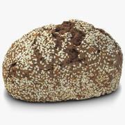 面包17 3d model