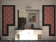 豪華なバスルーム 3d model