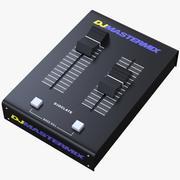 Mesa de mistura pequena Mesa de mistura 3d model