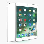 Apple iPad Silver 3d model