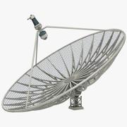 Antenna parabolica Big V5 3d model