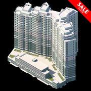 Residential Building(2) 3d model