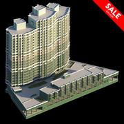 Residential Building(1) 3d model