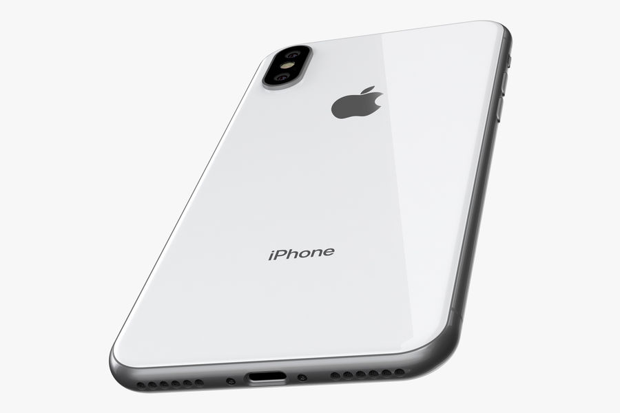iPhone XおよびiPhone XS royalty-free 3d model - Preview no. 13