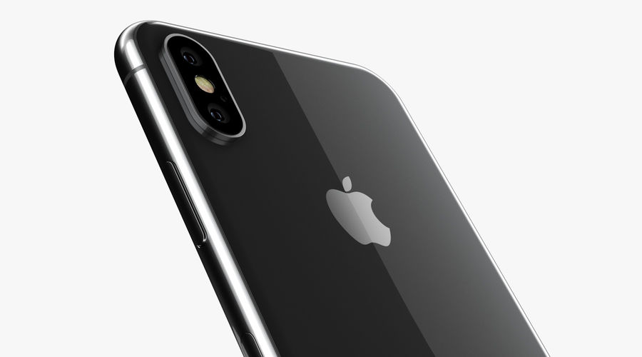 iPhone XおよびiPhone XS royalty-free 3d model - Preview no. 16