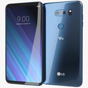 LG V30 Morrocan Blue 3d model