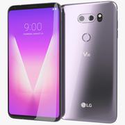 LG V30 Lavendel Violet 3d model