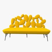 Cactus Sofa av Pont Des Arts 3d model