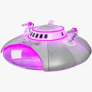 UFO V2 3d model