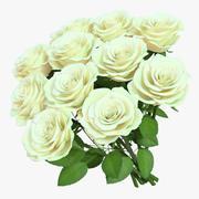 Rose Bouquet 11 02 3d model