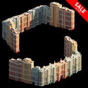 住宅建筑(1) 3d model