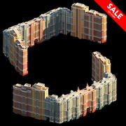 Residential Buildings(1) 3d model