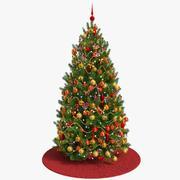 Christmas Tree 05 3d model