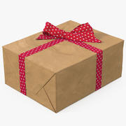 Papier do pudełka 2 3d model