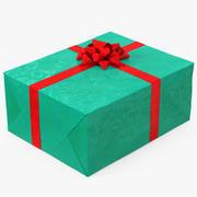 선물 상자 2 3d model