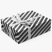 선물 상자 5 3d model