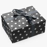 선물 상자 6 3d model