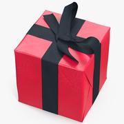 선물 상자 8 3d model