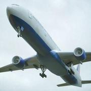 777-300 modelo 3d
