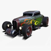 Hot_Rod 3d model