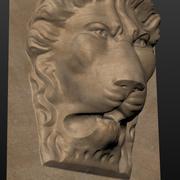 leone leone di venezia 3d model