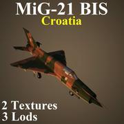 MIG21BIS HOR 3d model