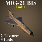 MIG21BIS IND 3d model