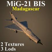 MIG21BIS MAD 3d model