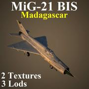 MIG21BIS MAD modelo 3d