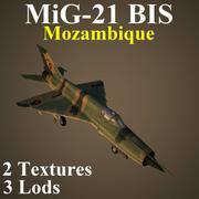 MIG21BIS MOZ 3d model