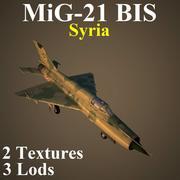 MIG21BIS 선생님 3d model