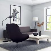 Oturma odası 3d model