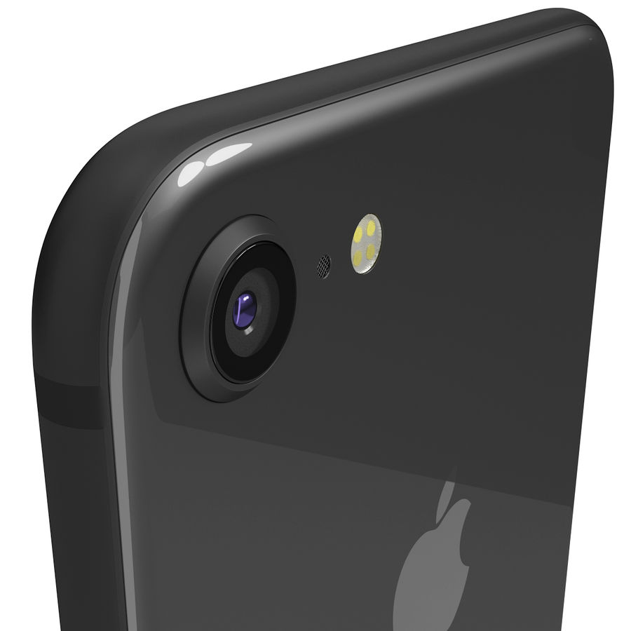 Apple iPhone 8&iPhone Xコレクション royalty-free 3d model - Preview no. 7