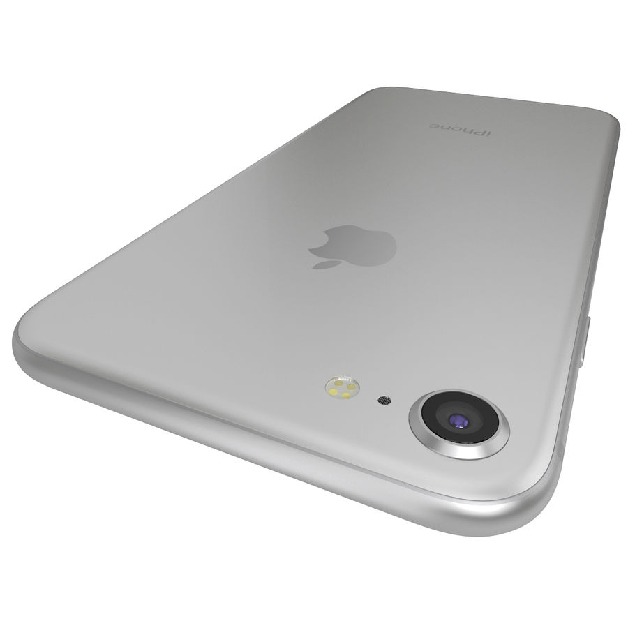 Apple iPhone 8&iPhone Xコレクション royalty-free 3d model - Preview no. 42