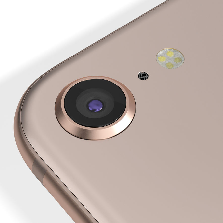 Apple iPhone 8&iPhone Xコレクション royalty-free 3d model - Preview no. 30