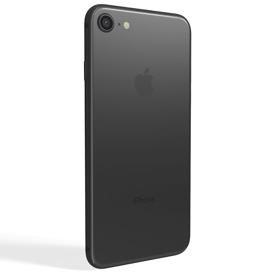 Apple iPhone 8&iPhone Xコレクション royalty-free 3d model - Preview no. 5